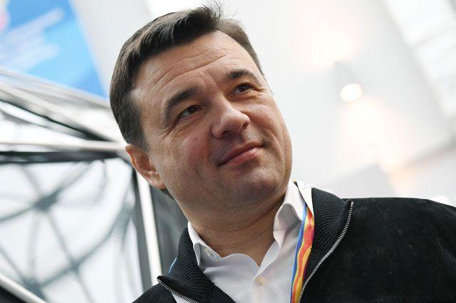 Губернатор Московской области Андрей Воробьев.