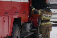 Один из пострадавших сильно обгорел.