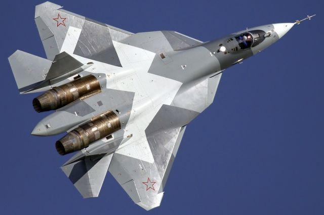Шойгу назвал успешными испытания истребителей Су-57 в Сирии