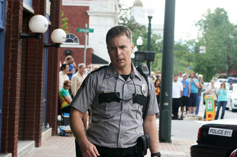 Статуэтку за лучшую мужскую роль второго плана вполне может получить Сэм Рокуэлл («Три билборда на границе Эббинга, Миссури»)