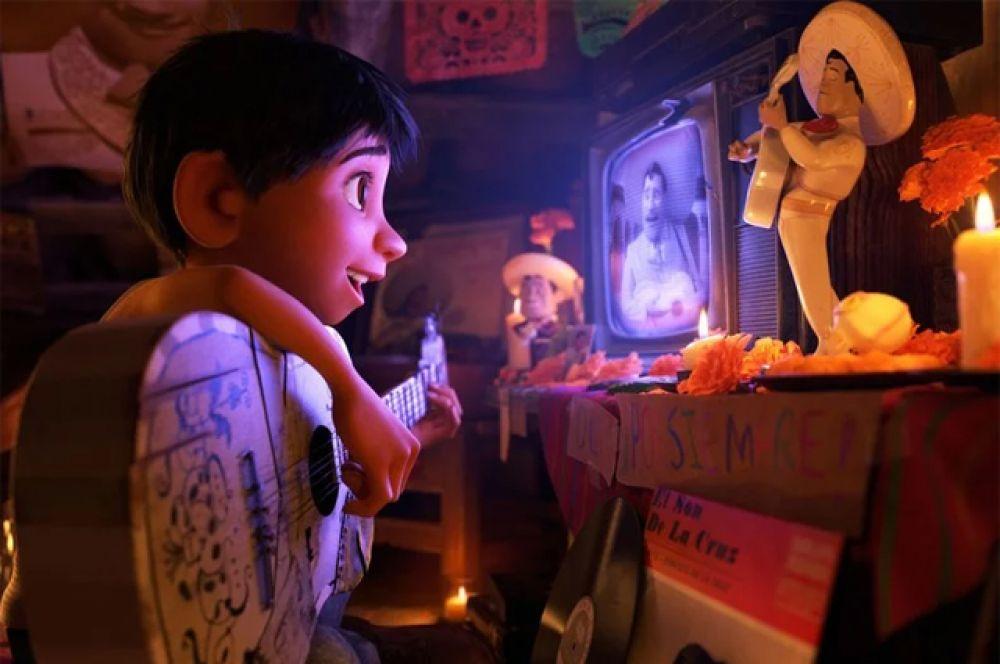 Лучшим анимационным полнометражным фильмом по мнению букмекеров станет «Тайна Коко».