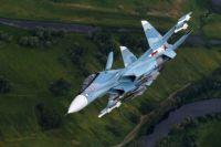 Истребитель хорошо зарекомендовал себя в Сирии.