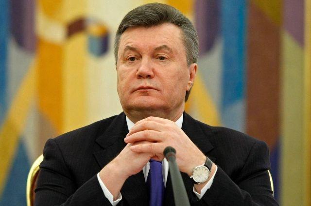 Виктор Янукович впервые за долгое время дает пресс-конференцию в Москве