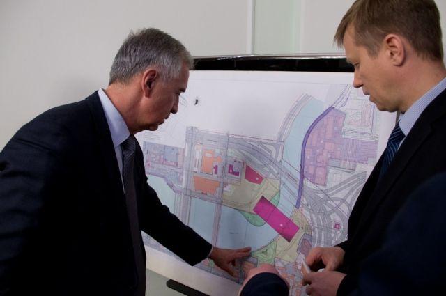 Проектирование конгресс-холла для интернациональных саммитов начали вЧелябинске