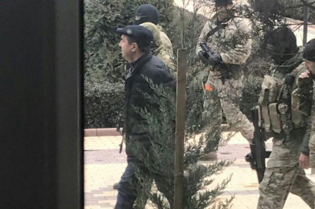 Вотношении руководителя Дербентского района возбуждено уголовное дело