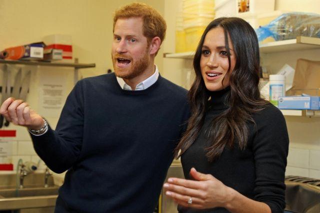 Неменее 2600 британцев попадут насвадьбу принца Гарри иМеган Маркл