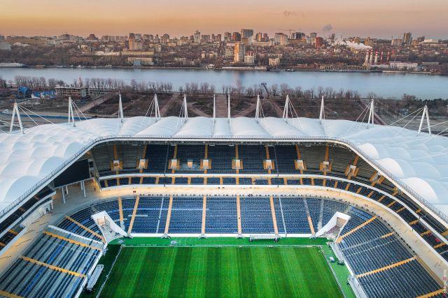 Готовность «Ростов-Арены» кЧМ-2018 удовлетворила знатоков FIFA