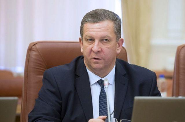 Рева назвал условие выплат пенсий по всему Донбассу