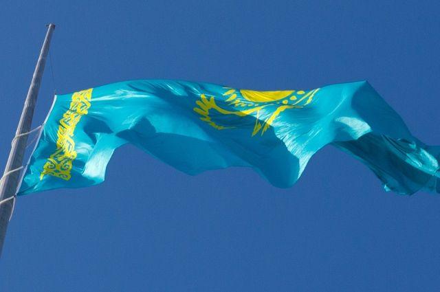 Казахстан вмеждународной Организации Объединенных Наций  подписал Договор озапрещении ядерного оружия