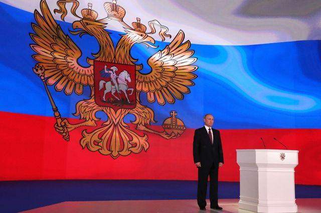 «Это послание Вашингтону». Как на Западе отреагировали на речь Путина