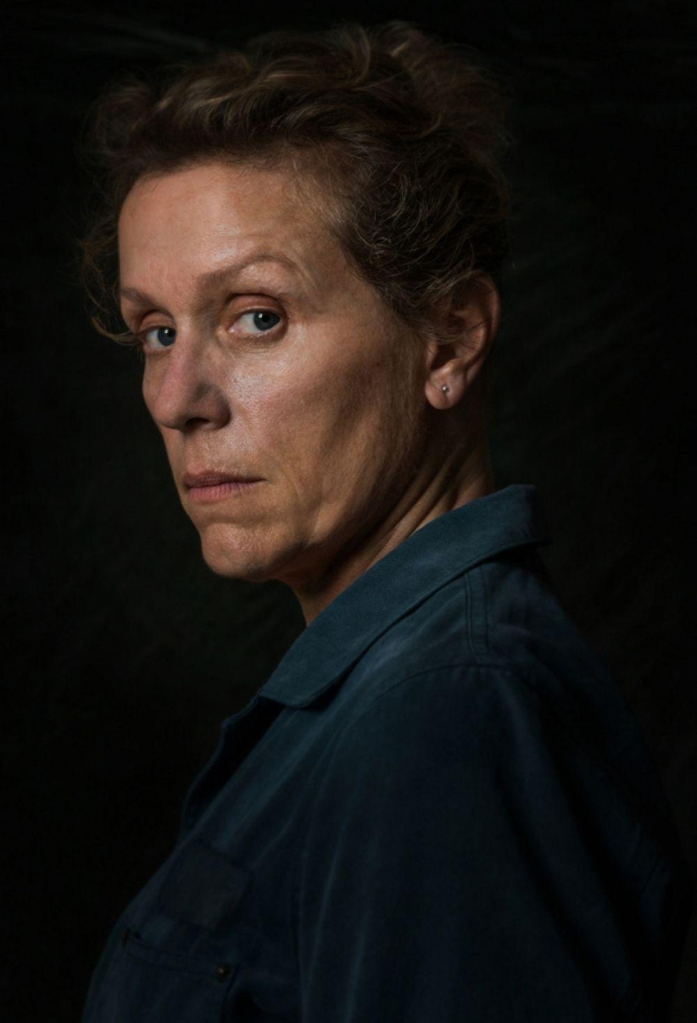 Актрисой, чьи шансы взять Оскар за главную женскую роль оценили выше всех, стала Фрэнсис МакДорманд («Три билборда на границе Эббинга, Миссури»)