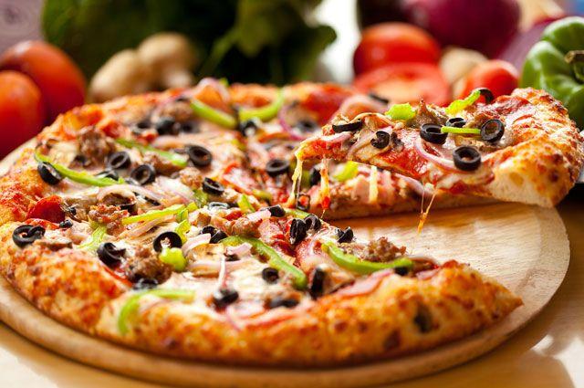 рецепты пиццы с тестом
