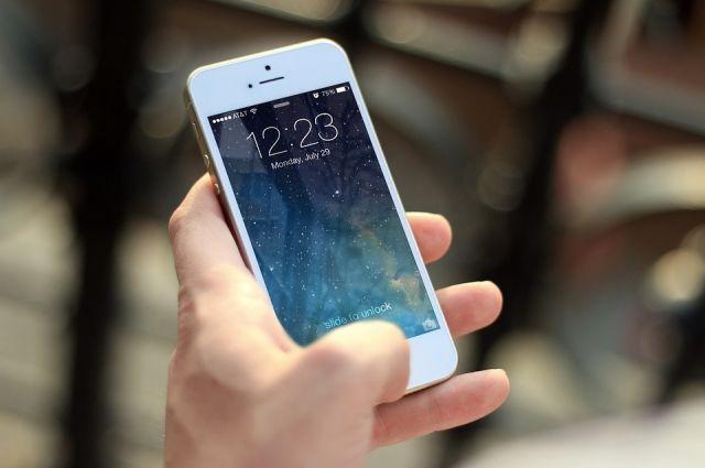 Подросток вырвал телефон из рук школьника.