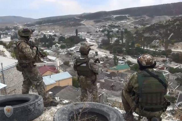 Режим КТО введён вЦумадинском районе Дагестана