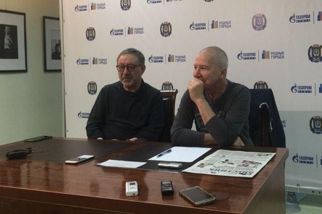 Е. Маргулис и А. Романов