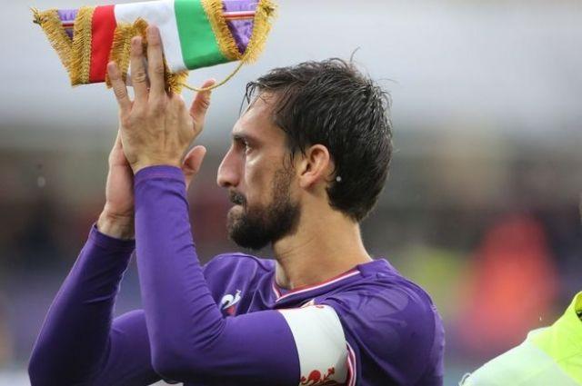Футболист итальянской сборной Давиде Астори умер в возрасте 31 года