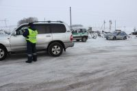 Кемеровских водителей будут проверять на трезвость.