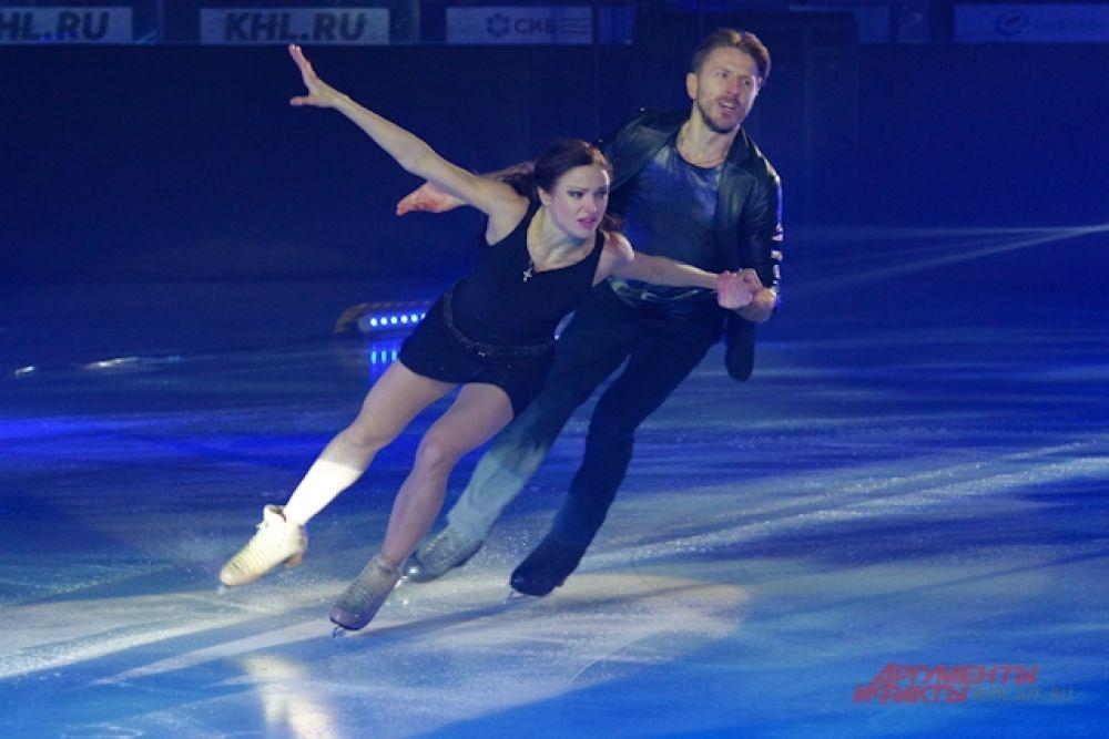 Тур стартовал 23 февраля. Он проходит в больше, чем 20 городах России