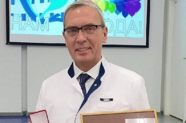 Андрей Павлов находится под арестом.