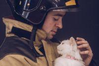Добровольцев пожарных в округе насчитывается почти полтысячи человек.