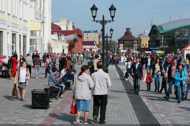 Барнаульский Арбат
