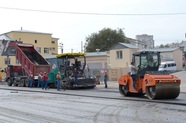 В Тюмени в 2018 году планируют отремонтировать 40 участков дорог