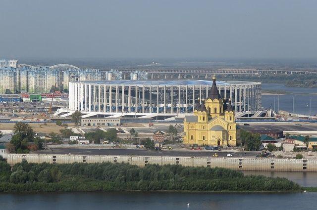 В пятерку самых популярных городов ЧМ-2018 у туристов попал Нижний Новгород.