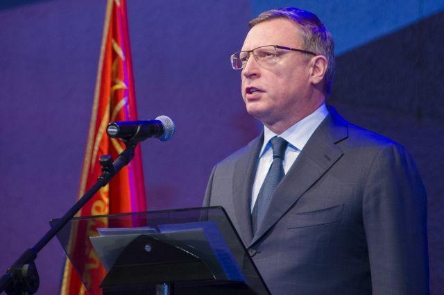 Бурков встретится с представителями омского бизнеса.