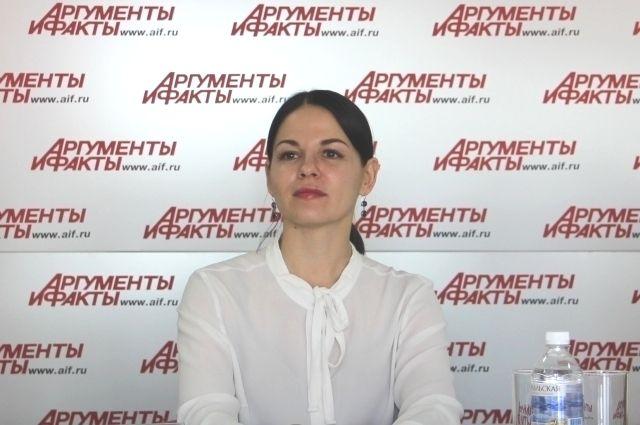 Екатерина Чопей.
