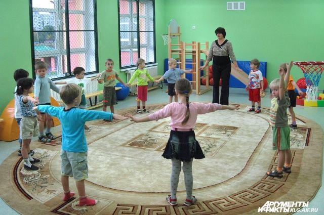 В Калининградской области будут созданы дополнительные ясельные группы.