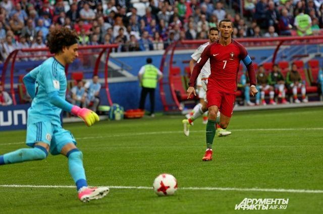 Казань примет 6 игр чемпионата мира.