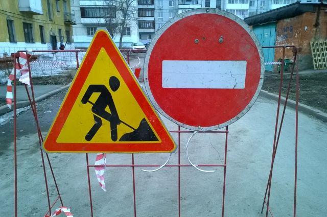 В Кемеровской области начали ямочный ремонт дорог.
