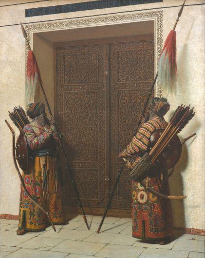 Василий Верещагин, «Двери Тимура (Тамерлана)», 1872 г.