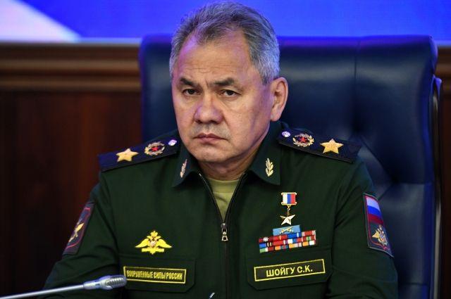 Шойгу: в войска уже поступила часть представленного Путиным вооружения