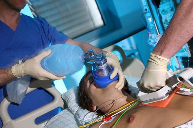 В реанимации врачам нужен мгновенный доступ к телу.