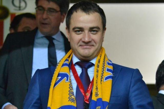 Собуцкий: Андрей Павелко получил полную поддержку в ФФУ в Исполкоме УЕФА