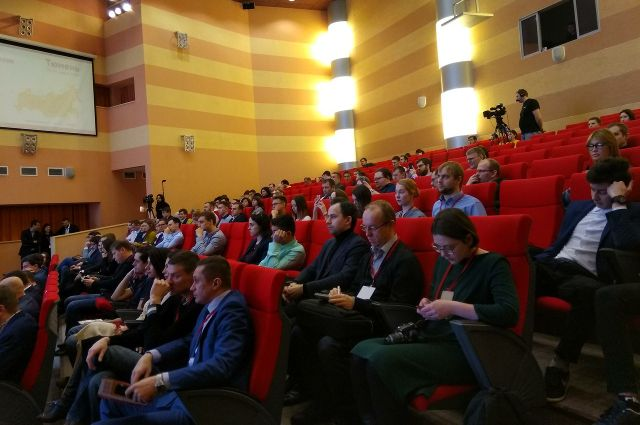 В Тюмени объявили победителей конкурса Startup Tour