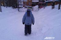 Мальчик ушёл из детского сада, пока все собирались на прогулку.