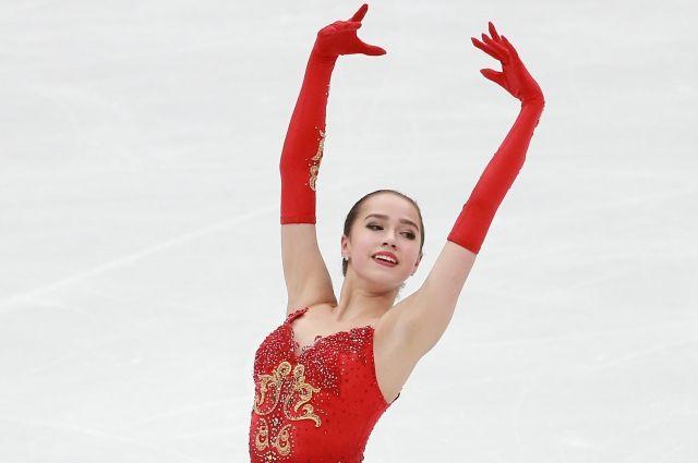 Алина Загитова заявила о себе в Пхёнчхане громко.