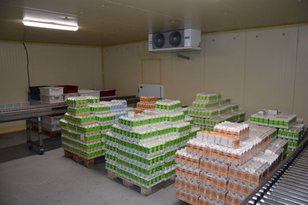 Продукция «Заречного» изготавливается из натурального молока.