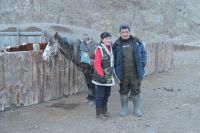 Эжер и Луиза Тадыровы привыкли к уединенному образу жизни.