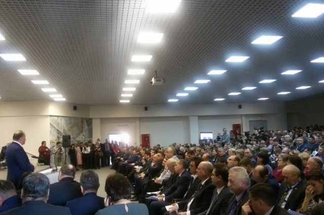 На форуме обсуждали проблемы местного самоуправления.