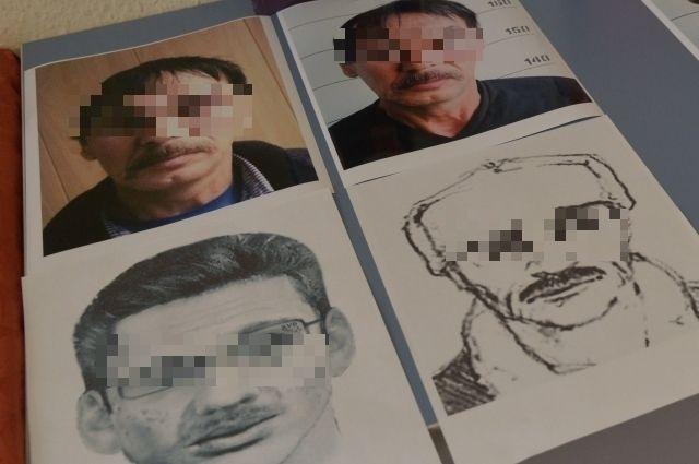 Мужчину разыскивали по фотороботам, которые удалось составить со слов потерпевших.