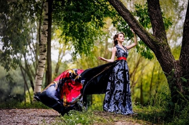 Работа девушке моделью тверь кристина олейникова