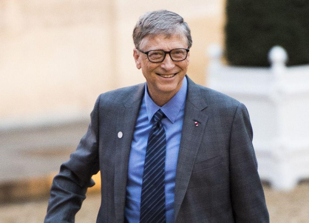 2-е место: Билл Гейтс.
