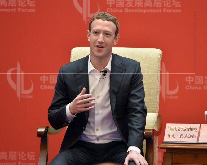 5-е место: Марк Цукерберг, Facebook.