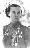 Наталья Кравцова. Осенью 1941 года 19-летняя Наталья по личному заявлению была зачислена в 588-й ночной легкобомбардировочный авиационный полк. Прошла всю войну, совершив 980 боевых вылетов, во время которых на врага было сброшено 147 тонн бомб. В 1945 году ей было присвоено звание Героя Советского Союза.