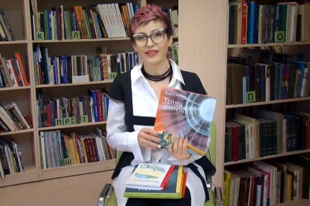 Фотограф Елена Наконечная приняла участие в акции «Читаем вместе»