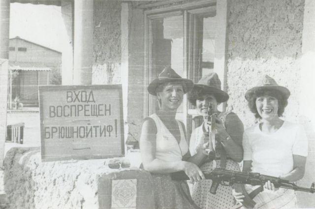 Флюра Гильманова: «Побеждённый в Союзе брюшной тиф в ДРА свирепствовал вовсю».