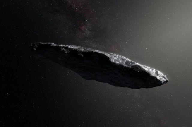 Астрономы объявили оботкрытии еще 2-х межзвездных астероидов